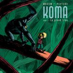 couverture BD Koma tome 2