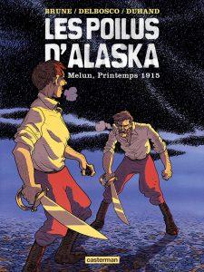 couverture des Poilus d'Alaska tome 2