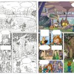 Willy Wonder tome 1 de Camboni et Artibani, éditions vents d'Ouest