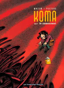 couverture BD Koma tome 6