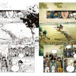 planche couleur extraite de La Bataille tome 2