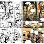 La Ballade de Dusty de Ducoudray et Aris, édition Grand Angle