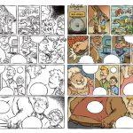SuperSensible de Poupon, éditions Paquet
