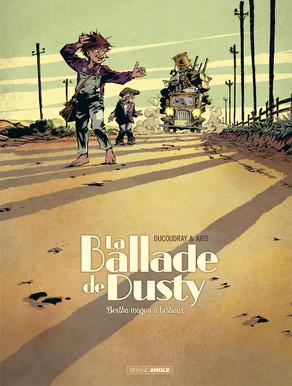 couverture du tome 1 de la Ballade de Dusty
